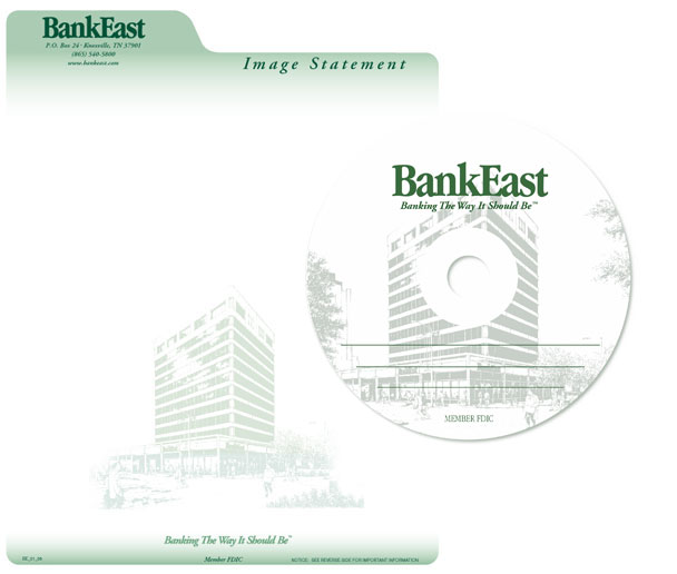 Bank East, Knoxville