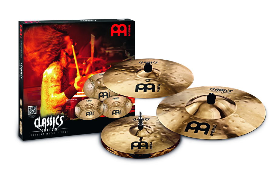 MEINL_Custom Classic_Extreme Set Packaging