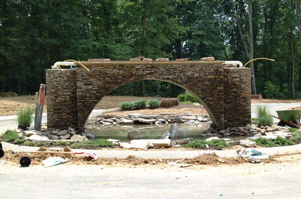 Rockbridge Greens Entrance Signage Project - Oak Ridge, TN